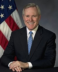 Secretary of the Navy, Ray Mabus (bio)