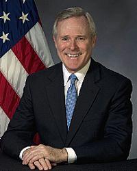 Secretary of the Navy, Ray Mabus (bio)