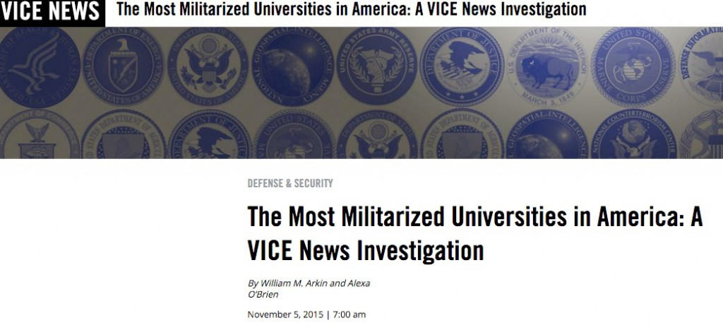 Vice-News-Arkin-OBrien-Most-Militarized-Universities