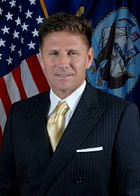 Assistant Secretary of the Navy, Mr. Juan M. Garcia See Assistant Secretary of the Navy's bio.