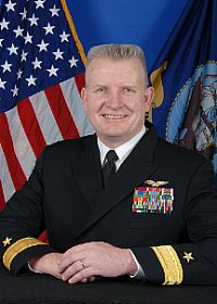 Rear Admiral Woods, Commander, Joint Task Force Guantanamo