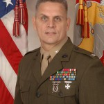 Col. Daniel J. Choike, Quantico Base Commander