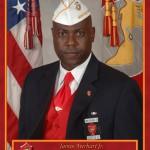 CW4 James Averhart, Former Quantico Brig Commander