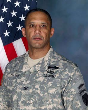 Col. David Miller